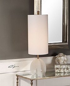 Alanea White Buffet Lamp
