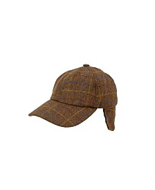 Peter Grimm Deveon Wool Ear Flap Cap