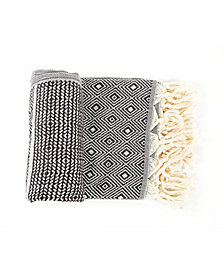 Case + Drift Ballina Towel for use as Beach Towel, Throw Blanket or Scarf