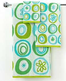 Bath Towels, All That Jazz Collection