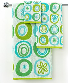 Creative Bath Towels All That Jazz Collection
