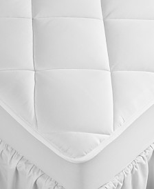 Hotel Collection Extra Deep Queen Mattress Pad, Hypoallergenic, Down Alternative Fill, 500 Thread Count Cotton, Created for Macy's