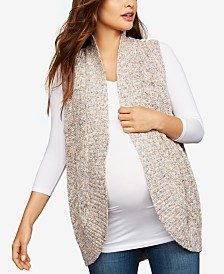 A Pea In The Pod Maternity Sweater Vest