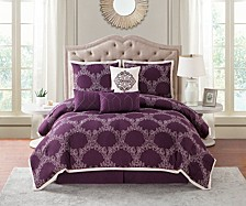 Summerfield 7 PC Comforter Set, Queen