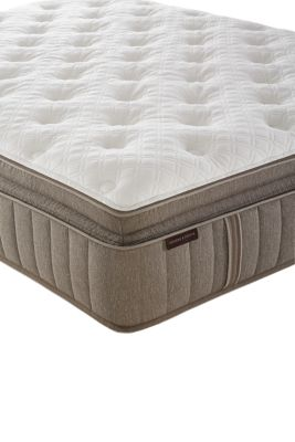 "Estate Palace 15.5"" Luxury Firm Euro Pillowtop Mattress- Twin XL"