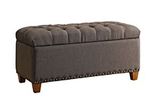 Kallie Tufted Storage Bench