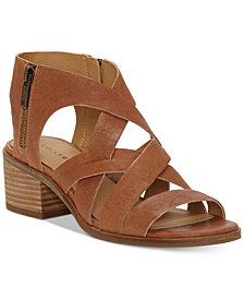 Lucky Brand Nayeli Strappy Sandals