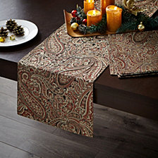 "Waterford Esmerelda 14""X 72"" Table Runner"