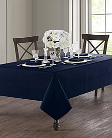 Waterford Corra Indigo Tablecloth Collection