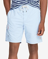 9c2063d9f7 Polo Ralph Lauren Men's Big & Tall Kailua Swim Trunks