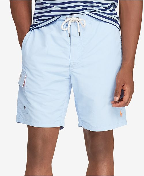 4ac0da976c4a5 Polo Ralph Lauren Men's Big & Tall Kailua Swim Trunks & Reviews ...