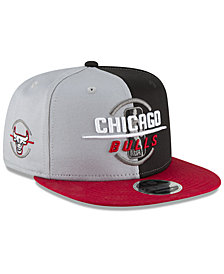 New Era Chicago Bulls 90's Throwback Collection 9FIFTY Snapback Cap