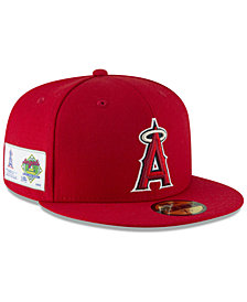 New Era Los Angeles Angels Jersey Custom 59FIFTY Fitted Cap