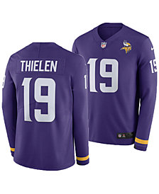 Nike Men's Adam Thielen Minnesota Vikings Therma Jersey