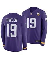 0fe1e1321 Nike Men s Adam Thielen Minnesota Vikings Therma Jersey