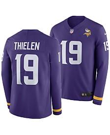 Nike Men's Adam Thielen Minnesota Vikings Therma Jersey