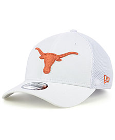 New Era Texas Longhorns Neo 39THIRTY Stretch Fitted Cap