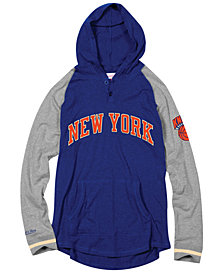 Mitchell & Ness Men's New York Knicks SlugFest Hoodie
