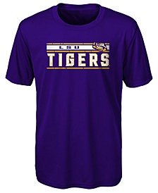 Outerstuff LSU Tigers Re-Generation T-Shirt, Little Boys (4-7)