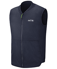 Nike Men's Seattle Seahawks Sideline Coaches Vest