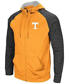 Colosseum Men's Tennessee Volunteers Magic Rays Full-Zip Hooded Sweatshirt