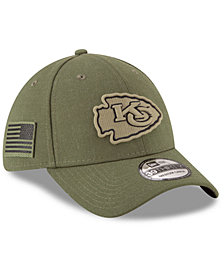 New Era Kansas City Chiefs Salute To Service 39THIRTY Cap