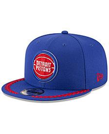 New Era Detroit Pistons Destroyer 9FIFTY Snapback Cap