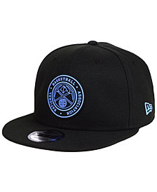 New Era Denver Nuggets Circular 9FIFTY Snapback Cap