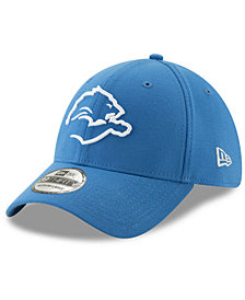 New Era Detroit Lions Logo Elements Collection 39THIRTY Cap