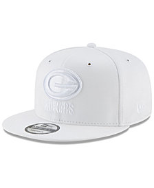 New Era Green Bay Packers Tonal Heat 9FIFTY Snapback Cap