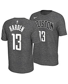 Nike Men's James Harden Houston Rockets Marled Player T-Shirt