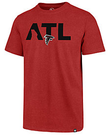 '47 Brand Men's Atlanta Falcons Regional Slogan Club T-Shirt