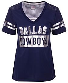 Women's Dallas Cowboys Mesh Back Jersey