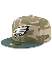 d09af51ef New Era Philadelphia Eagles Vintage Camo 59FIFTY FITTED Cap