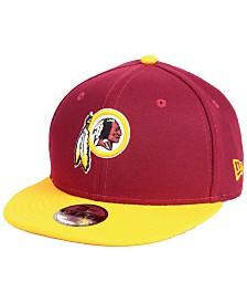 New Era Boys' Washington Redskins Two Tone 9FIFTY Snapback Cap