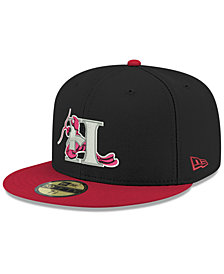 New Era Hickory Crawdads 2001 Capsule 59FIFTY FITTED Cap