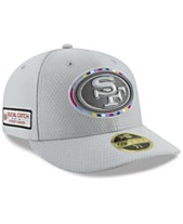 a97a1e5bc2a New Era San Francisco 49ers Crucial Catch Low Profile 59FIFTY Fitted Cap