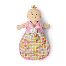 Manhattan Toy Baby Stella Snuggle Sleeper 15 Inch Baby Doll Outfit