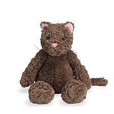 Manhattan Toy Delightfuls Carly Cat 11 Inch Plush Toy
