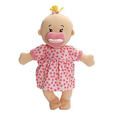Manhattan Toy Wee Baby Stella Peach 12 Inch Soft Baby Doll