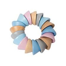 Manhattan Toy Baby Cones Teether Toy Pastel