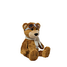 Manhattan Toy Aviator Bear Stuffed Animal
