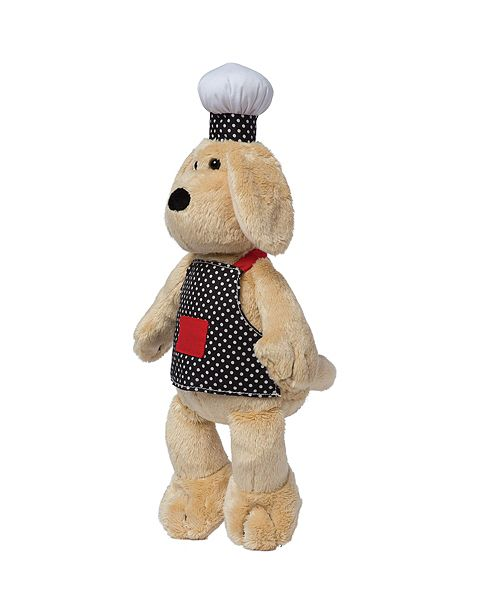 Manhattan Toy Company Manhattan Toy Chef Dog Stuffed Animal