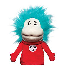 Dr. Seuss Thing 1 And Thing 2 Hand Puppet