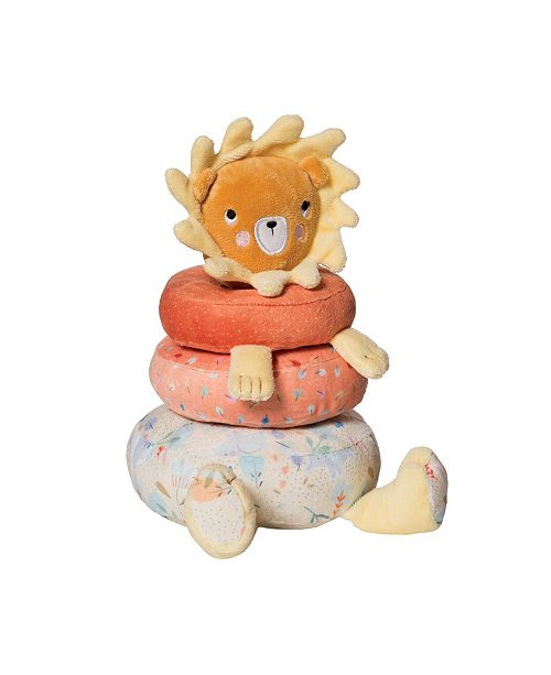 Manhattan Toy Company Manhattan Toy Safari Lion Plush Baby Stacking