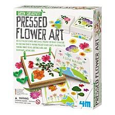 Green Creativity Pressed Flower Art Kit