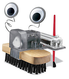 4M Brush Robot Science Kit Stem