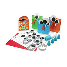 Gusto Monsters Cookie Activity Set Bake, Decorate, Play
