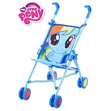 My Little Pony Rainbow Dash Doll Umbrella Stroller
