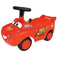 Disney Pixar Cars3 Lightning Mcqueen Light And Sound Racer Activity Ride On
